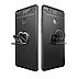 Силиконовый чехол Sirius Metal Ring для Xiaomi Mi Max 2 black, фото 2