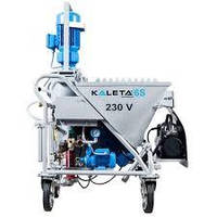 Kaleta 6 S - 230 В штукатурная установка - Модульная