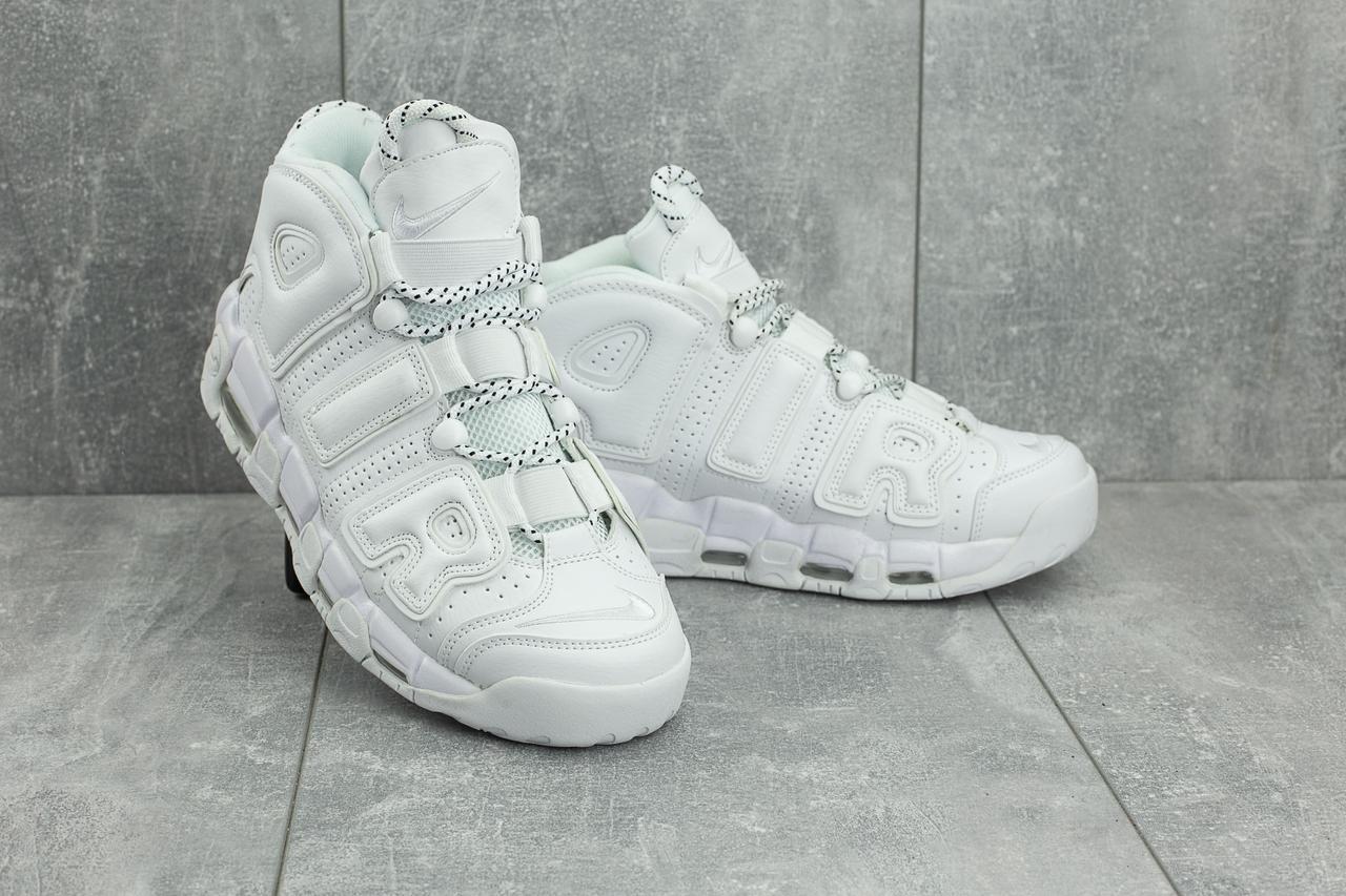 Мужские кроссовки Nike Air More Uptempo A 8587-6 кожа 44 Белый (j4zgqc) 5f88e6701ba4e