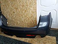 Бампер задний темно-серый Mazda 6 2010
