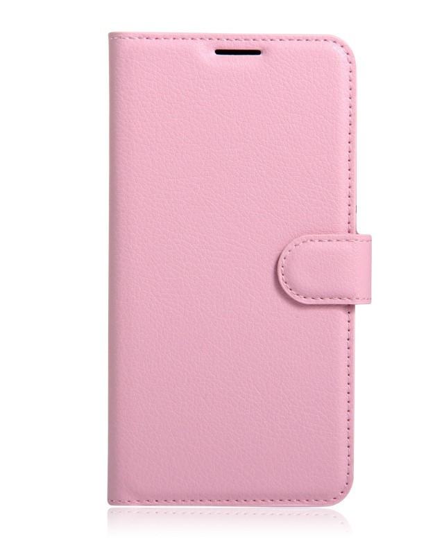 Чехол-книжка Bookmark для Xiaomi Redmi 4A light pink