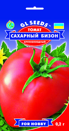 Томат Сахарный Бизон, пакет 0,2г - Семена томатов, фото 2