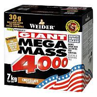 Weider Giant Mega Mass 4000 7kg (Шоколад), фото 1