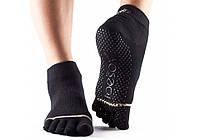Носки для йоги ToeSox Ankle для йоги