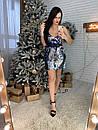 Платье-майка из пайетки двухсторонней 58plt2166, фото 3
