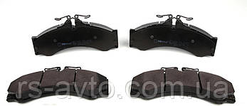 Колодки тормозные (передние, задние) MB Mercedes Sprinter, Мерседес Спринтер 408-416, Volkswagen LT, Фольксваген LT 46 96- 025 290 7620, фото 2
