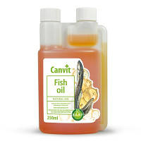 Canvit Fish Oil для собак 250мл
