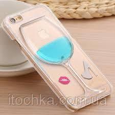 Чехол для Iphone 5/5s Бокал