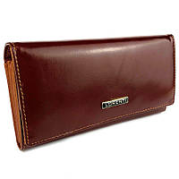 Женский кожаный кошелек LORENTI 64003 YL Brown, фото 1