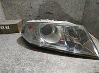 №37 Б/у фара права для Skoda Octavia A5 05-09