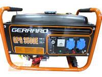 Бензиновый генератор Gerrard GPG 3500E (44066)
