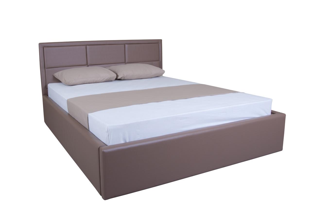 Кровать  Агата двуспальная  с подъемным механизмом 190х160