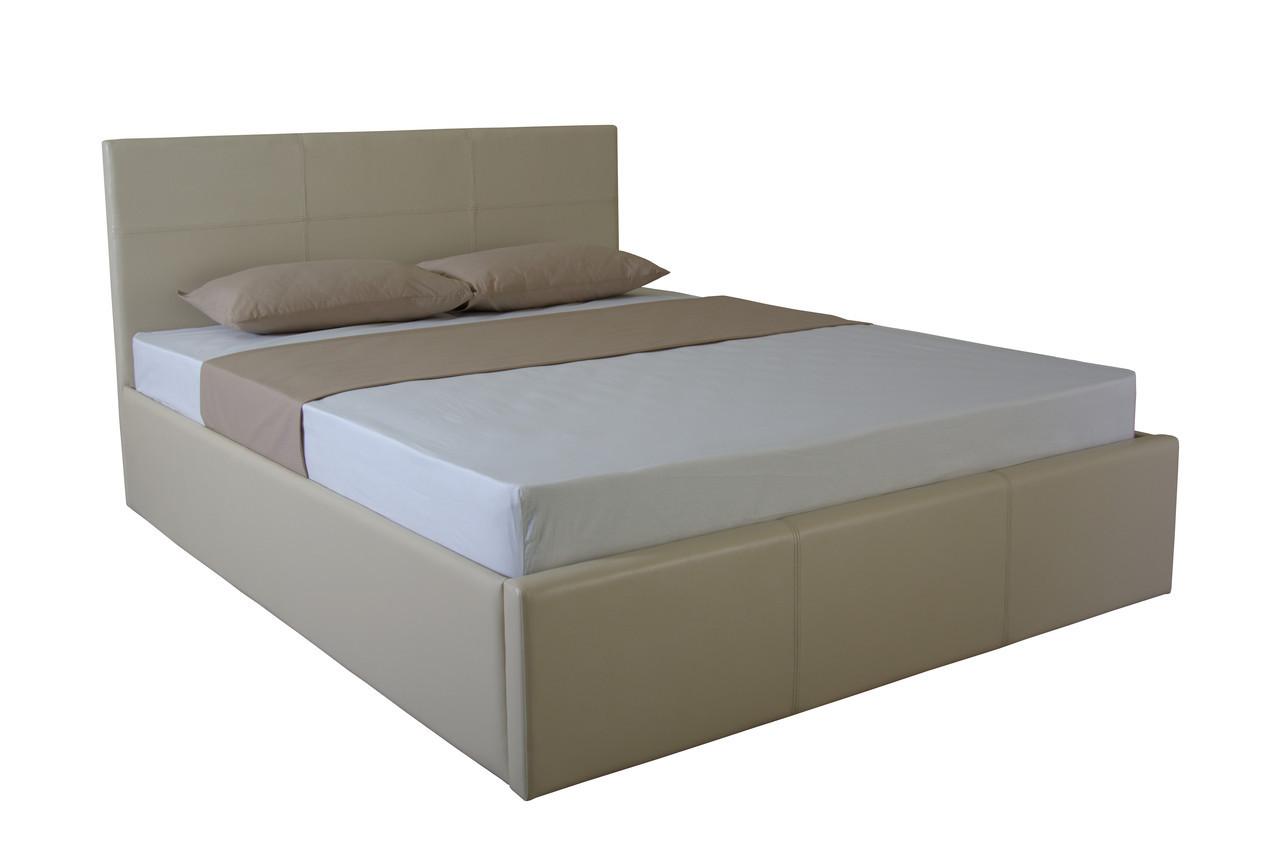 Кровать Каролина двуспальная с подъемным механизмом   190х140