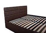 Кровать двуспальная с подъемным механизмом  в спальню  Стелла  , фото 8