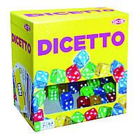 Настольная игра Дисетто / Dicetto Tactic