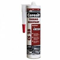 Силікон термостійкий Ceresit CS 28 300мл
