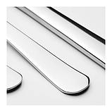 ИКЕА ДРАГОН Набор столовый детский, 3 предмета нержавеющая сталь, фото 2