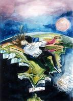 """Валентинка """"Fall in love"""", фото 1"""
