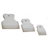 Набор шпателей резиновых белых Polermo 05-930 40/60/80мм (3шт)