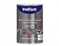 Грунт Polifarb ГФ-021 серый 2,8кг