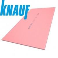 Гіпсокартон вогнестійкий Knauf 12.5*1200*2500