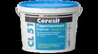 Мастика гідроізоляційна Ceresit CL 51 14 кг