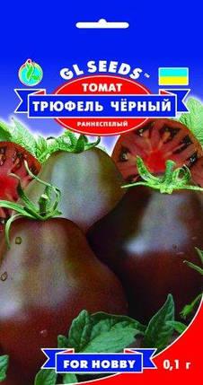 Томат Трюфель черный, пакет 0,1г - Семена томатов, фото 2