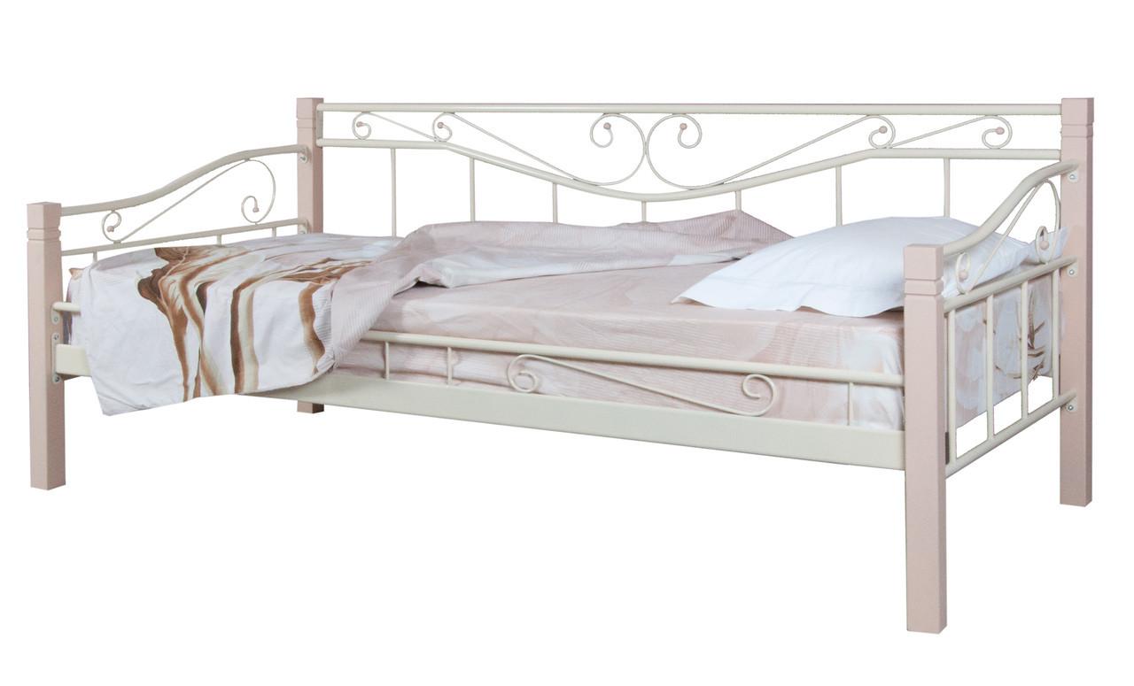 Ліжко тахта Емілі 190х90, біла