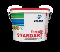Фарба фасадна Kolorit Standart A базис C 9л