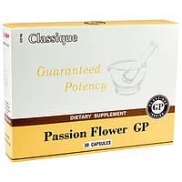 Passion Flower GP (Сантегра - Santegra) Пешн Пассифлора, экстракт Страстоцвета - успокаивающее средство, фото 1