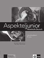 Aspekte junior. Mittelstufe Deutsch. Lehrerhandbuch B1 plus