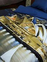 """Полуторный комплект постельного белья """"Опера"""" 3Д фотопринт / Полуторний комплект постільної білизни / 5A12C2 - 769"""