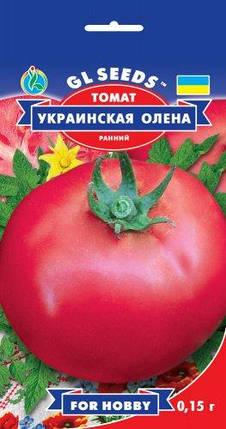 Томат Украинская Олена, пакет 0,15г - Семена томатов, фото 2