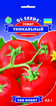 Томат Уникальный, пакет 0,2г - Семена томатов, фото 2