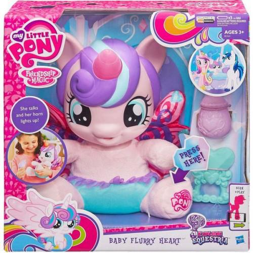 My Little Pony, Hasbro, Малышка Пони-принцесса Флари Харт (B5365)