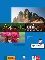 Aspekte junior. Mittelstufe Deutsch. Kursbuch B2