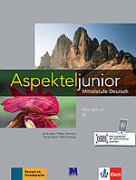 Aspekte junior. Mittelstufe Deutsch. Ubungsbuch B2