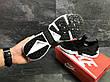 Мужские демисезонные  кроссовки Nike Air Huarache,черно-белые, фото 2
