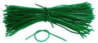 Кембрік садовий для підв'язки рослин 33см, 100 шт Verano 71-130 | кембрик для подвязки растений