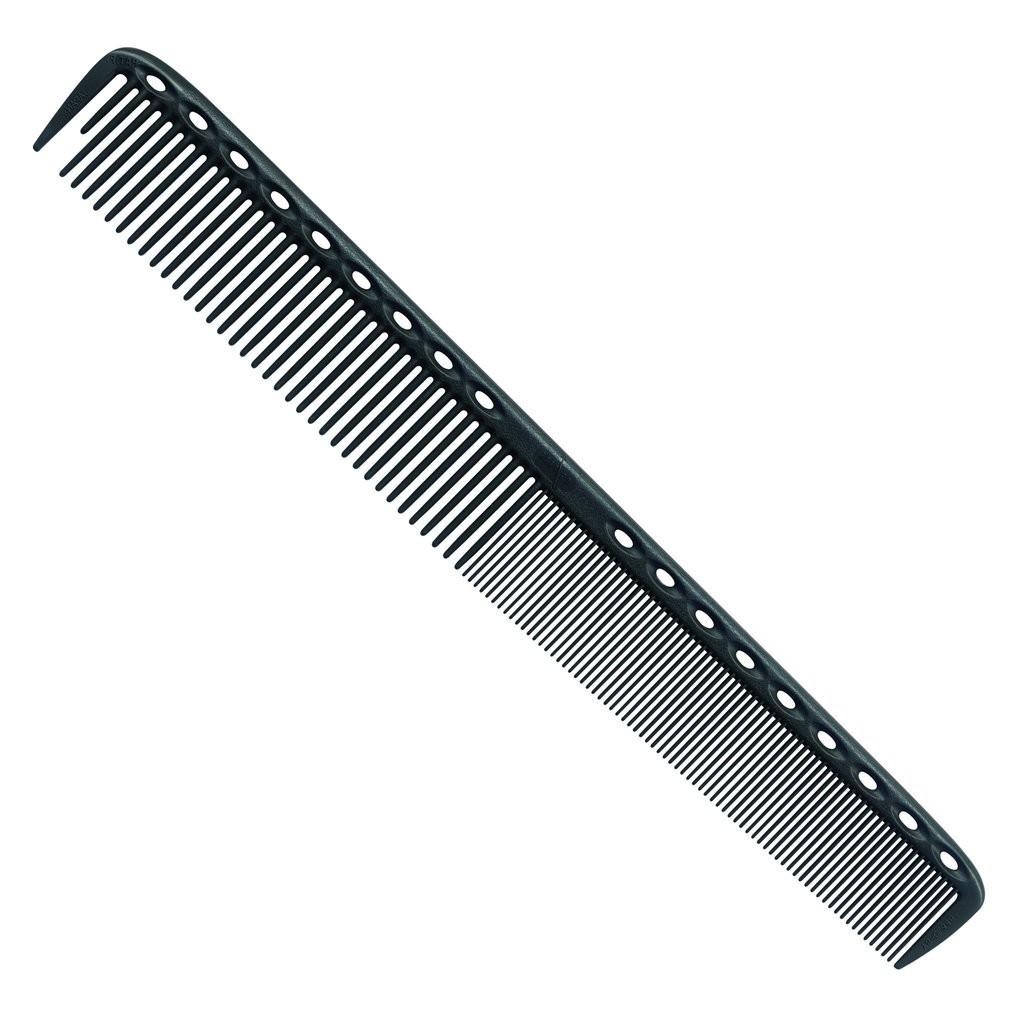 Расческа Y.S.Park YS 335 Cutting Combs для стрижки графит