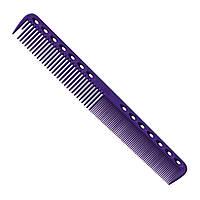 Расческа Y.S.Park YS 339 Cutting Combs для стрижки пурпурный