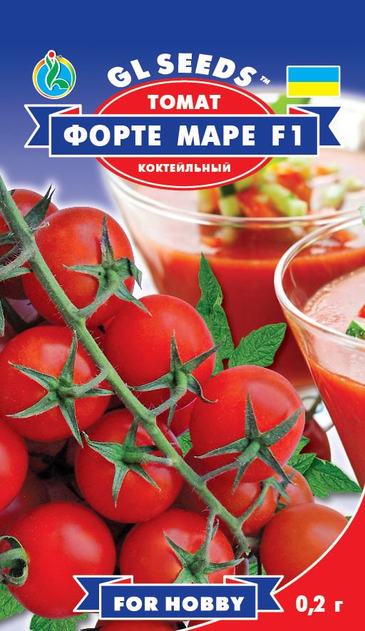Томат Форте Маре F1 коктейльный, пакет 0,1г - Семена томатов