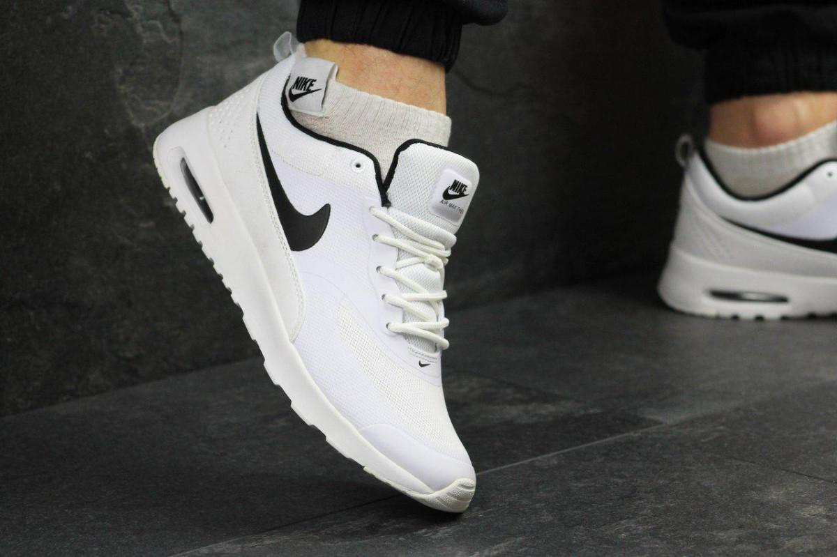new product 4a587 ec174 Кроссовки мужские белые Nike Air Max Thea 4420