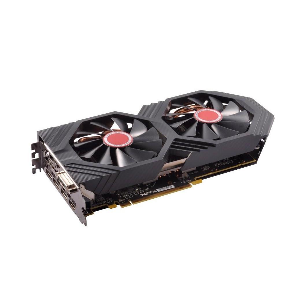 Видеокарта XFX Radeon RX 580 GTS Black Edition 8 GB (RX-580P8DBD6)
