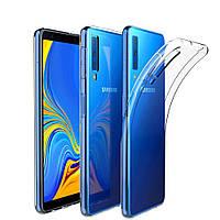 Samsung Galaxy A7 (2018) A750 защитный чехол TPU