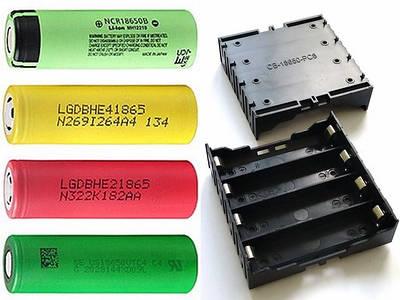 Батарейные отсеки и аккумуляторы