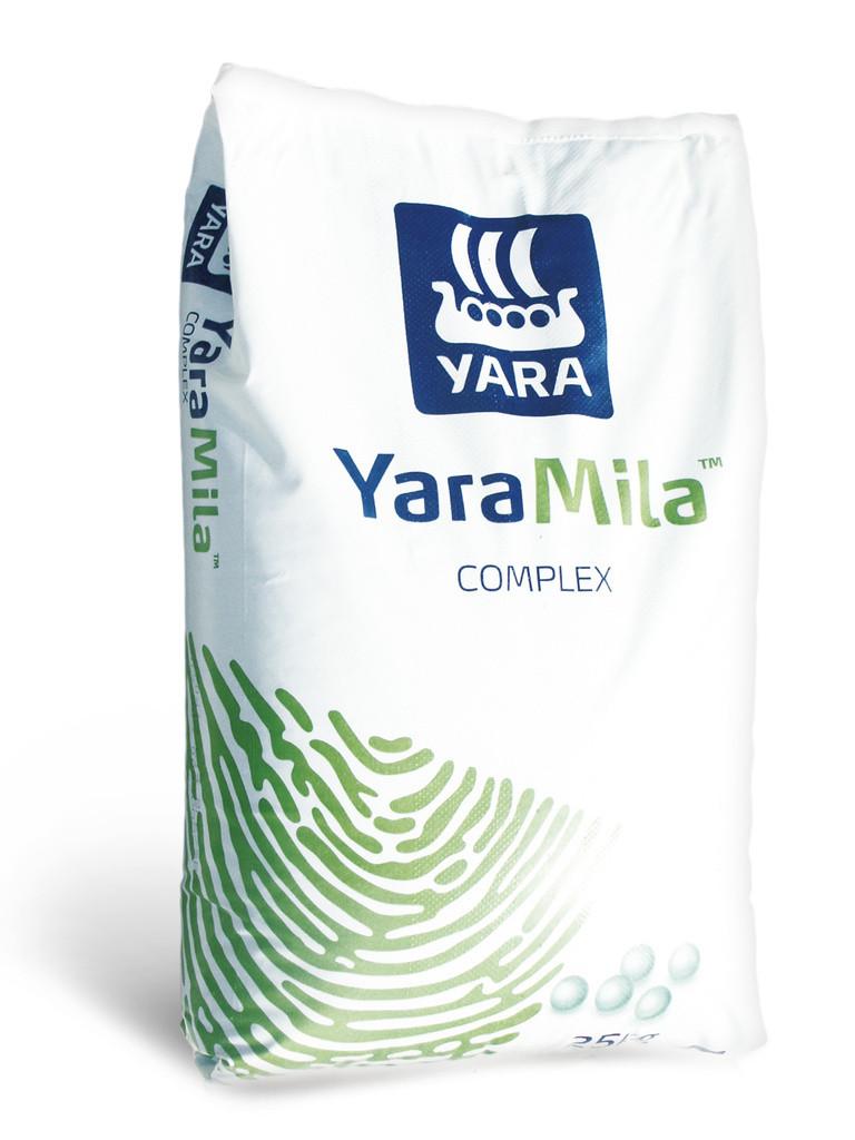 Удобрение ЯраМила Комплекс 12-11-18, YaraMila COMPLEX 12-11-18 (ФАСОВКА 25 кг Мешок)