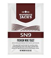 Дрожжи для сладких игристых вин и сидра Mangrove Jack's SN9 (Н.Зеландия)