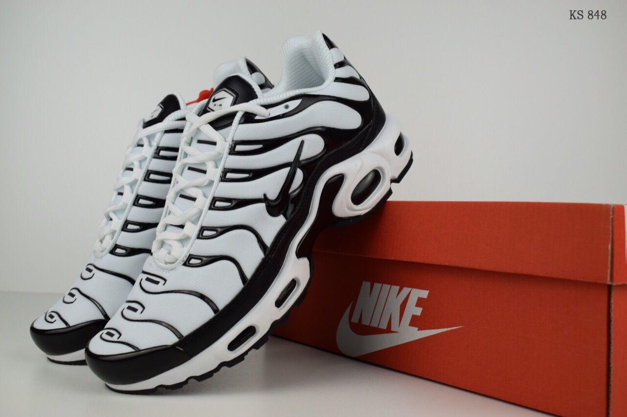 Кроссовки мужские Nike Air Max TN Plus. ТОП КАЧЕСТВО!!! Реплика класса люкс (ААА+)