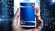 Карти гральні   Cherry Casino Playing Cards (Tahoe Blue) By Pure Imagination Projects, фото 3